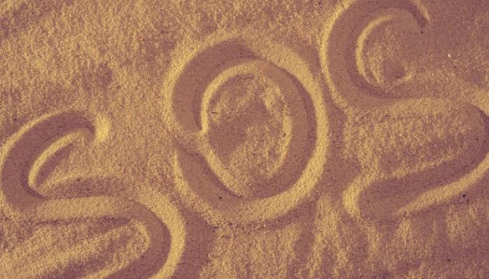 Η περιπέτεια στην έρημο και η απίθανη σύμπτωση που έσωσε μία γυναίκα