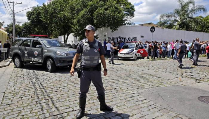 Σκηνές φαρ ουέστ σε αεροδρόμιο της Βραζιλίας – Αστυνομικοί σκότωσαν τρεις ληστές