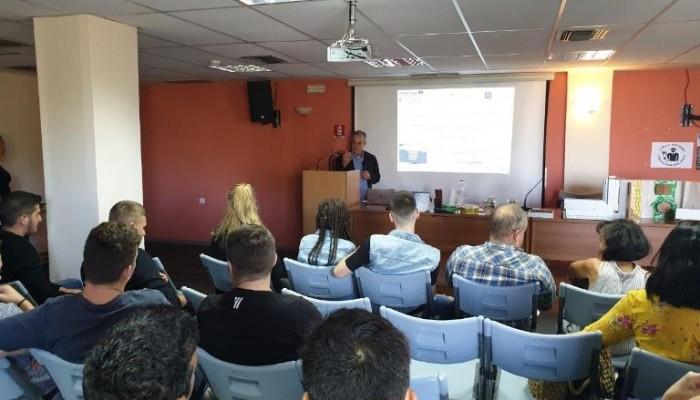 Σεμινάριο της Τεχνικής Επαγγελματικής Εκπαίδευσης για την εξοικονόμηση ενέργειας
