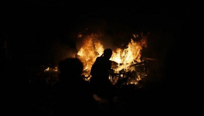 Χιλή: Στις φλόγες πανεπιστήμιο στο Σαντιάγο
