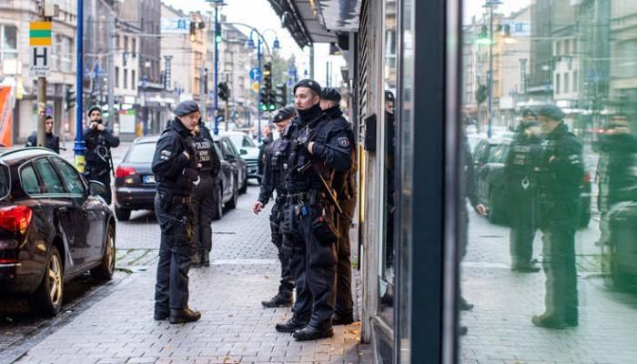 Γερμανία: Η αστυνομία συνέλαβε Σύρο που φέρεται ότι σχεδίαζε βομβιστική επίθεση