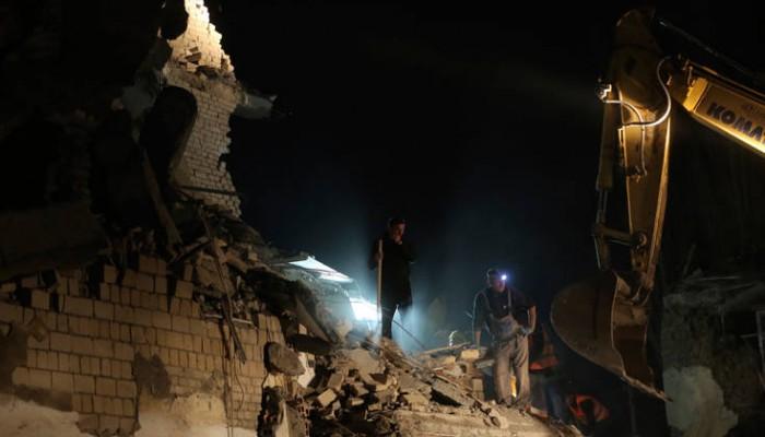Σεισμός στην Αλβανία: Αυξάνονται οι νεκροί, αγωνία και κραυγές στο σκοτάδι
