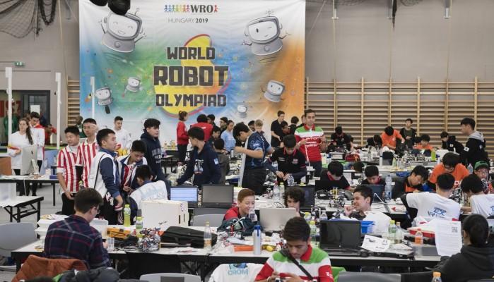 Ολυμπιάδα Εκπαιδευτικής Ρομποτικής 2019: Παγκόσμια πρωτιά για την ελληνική αποστολή