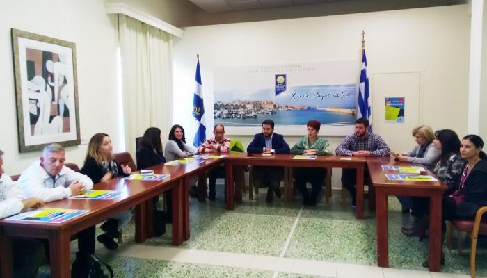 Εβδομάδα εκδηλώσεων για ΑΜΕΑ από τον Δήμο Χανίων και συλλόγους