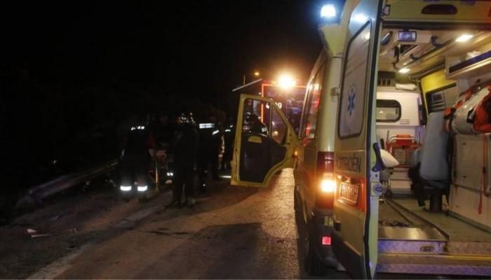 Δυο νεκροί και δύο τραυματίες από ανατροπή τρακτέρ