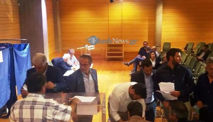 Στις κάλπες Δήμαρχοι και Δημοτικοί Σύμβουλοι για το νέο ΔΣ της ΠΕΔ Κρήτης (φωτο)
