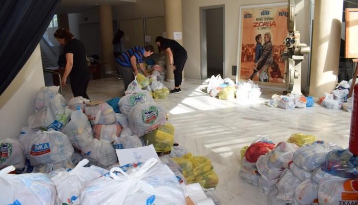 Το Φεστιβάλ Κινηματογράφου Χανίων και «για αυτούς που έχουν ανάγκη».
