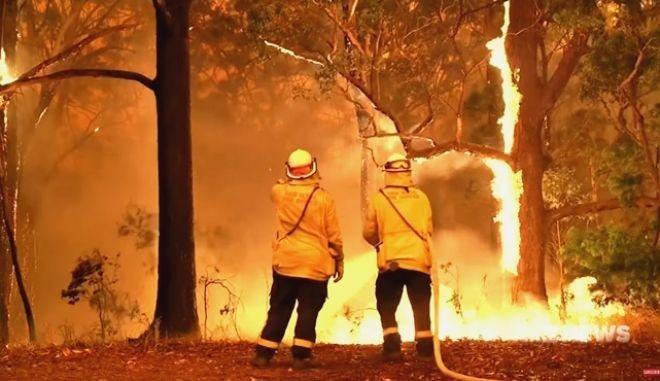 Αυστραλία: Δεκάδες πυρκαγιές μαίνονται σε Νέα Νότια Ουαλία και Κουίνσλαντ