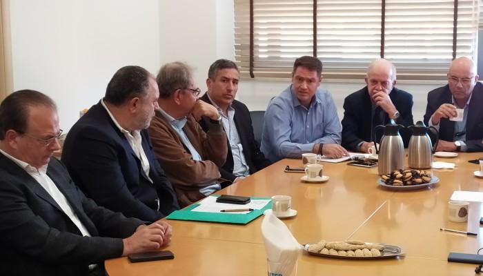 ΠΕΔ Κρήτης: Πρόεδρος ο Γιάννης Κουράκης - Το νέο 5μελες ΔΣ
