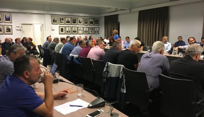 Δήμαρχος Χανίων: Θα εξαντλήσουμε όλα τα περιθώρια για το ακίνητο της ΑΒΕΑ