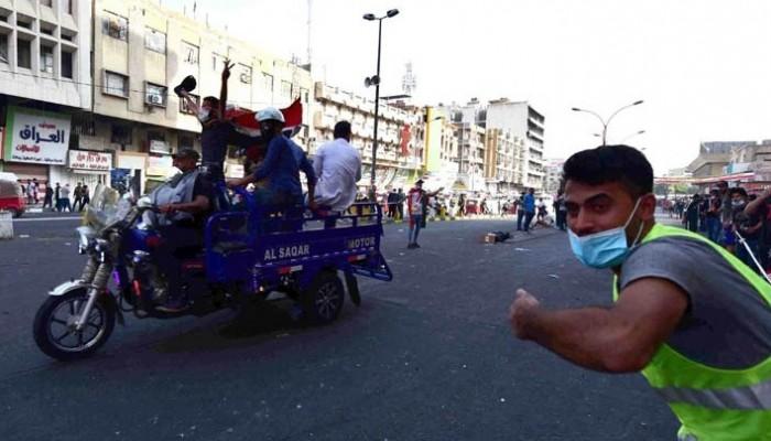 Ιράκ: Νεκροί τρεις διαδηλωτές από δακρυγόνα και σφαίρες με επικάλυψη καουτσούκ