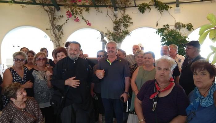 Εκδρομή των μελών των ΚΑΠΗ Μαλεβιζίου στη Ρόδο – Σύμη