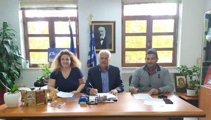 Δήμος Αποκορώνου: Αποκαθιστούν ζημιές από τις