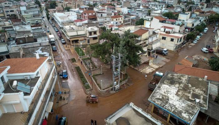 Στις 24 Ιανουαρίου η δίκη για τις φονικές πλημμύρες στη Μάνδρα