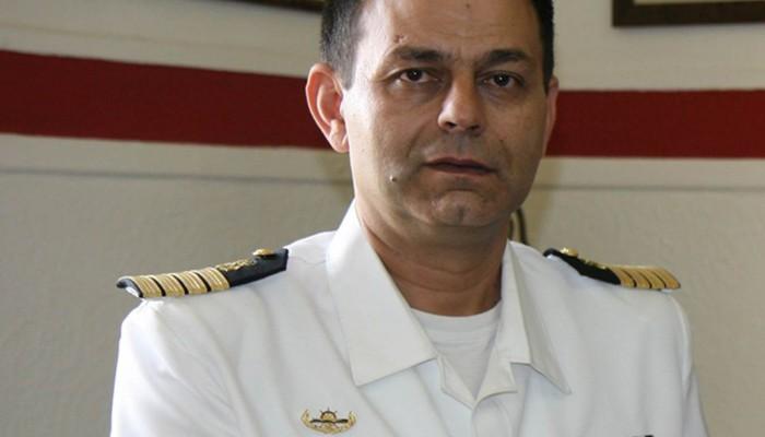 Περιφερειακός διοικητής Κρήτης του λιμενικού σώματος ο Σπύρος Πασσάκος