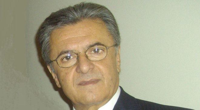 H βράβευση του Ζαχαρία Πορταλάκη από τον Δήμο Ηρακλείου