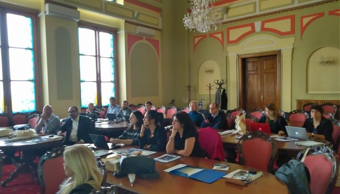 Ειδική συμμετοχή του Δήμου Χερσονήσου στην συνάντηση του ευρωπαϊκού έργου
