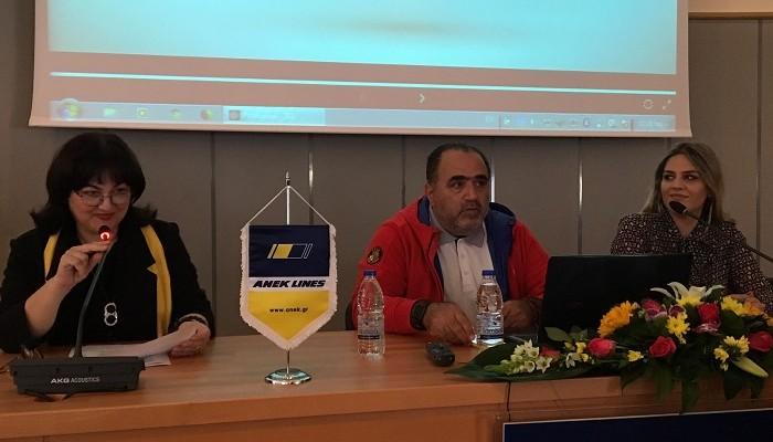 Μ. Σφακιανάκης: Ο εθισμός στο διαδίκτυο διογκώνεται συνεχώς (φωτο+βιντεο)