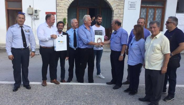 """Σε κοινό """"μέτωπο"""" όλοι στο σχέδιο δράσης πολιτικής προστασίας της Κρήτης"""