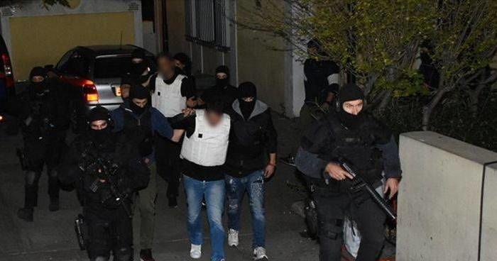«Επαναστατική Αυτοάμυνα»: Ετοίμαζαν «χτύπημα» σε αστυνομικό στόχο