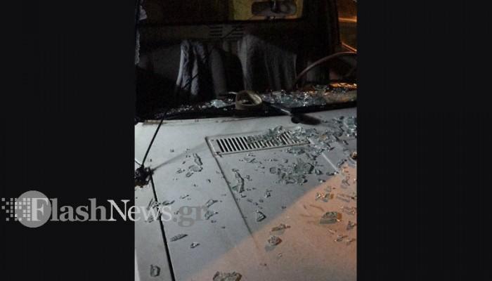 Χανιά: Σε σοβαρή κατάσταση 34χρονος που παρασύρθηκε από αυτοκίνητο (φωτο)