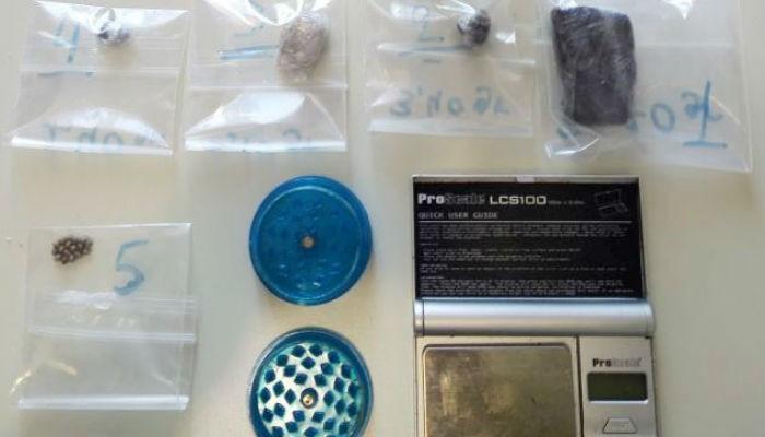 Η «Μίσα» βρήκε στα ασυνόδευτα του πλοίου το δέμα με τα ναρκωτικά