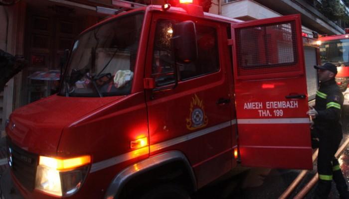 Τραγωδία ανήμερα Χριστουγέννων - Ηλικιωμένος κάηκε μέσα στο διαμέρισμά του