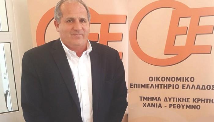 Π. Αλεβιζάκης: Να ενταχθούν οι φοροτεχνικοί στα μέτρα στήριξης των επαγγελματιών
