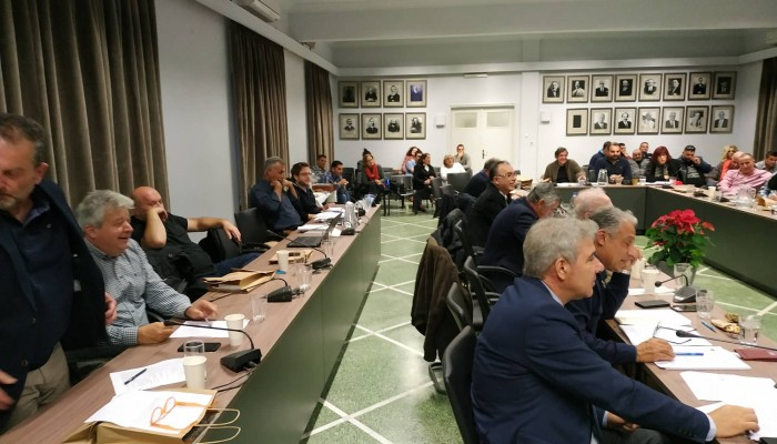 Συνεδριάζει το Δημοτικό συμβούλιο Χανίων  - Δείτε τα θέματα