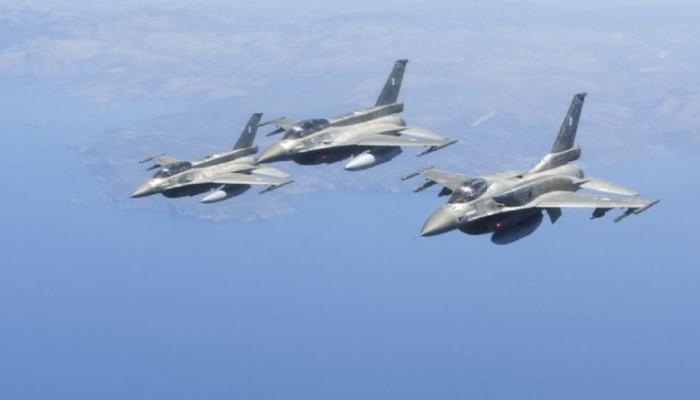 Τα ελληνικά F-16