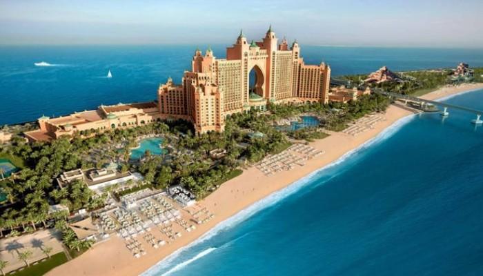 Δείτε πώς είναι ένα mega-resort στο Ντουμπάι