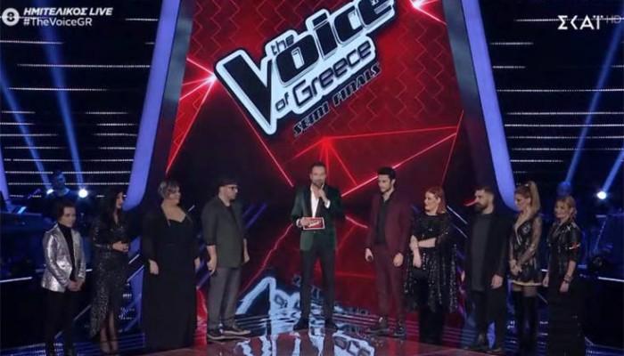 Δύο Κρητικοί στον τελικό του The Voice (βίντεο)