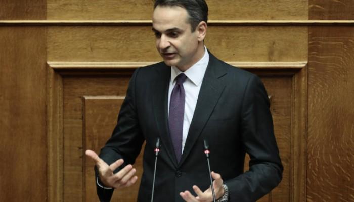 Μητσοτάκης: Ο ΣΥΡΙΖΑ επέστρεψε στην αντιπολίτευση με τα μαγκάλια
