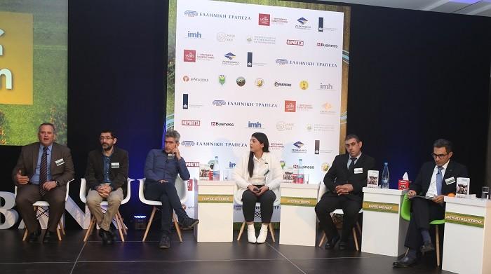 Συμμετοχή του ΜΑΙΧ στο 3ο Παγκύπριο συνέδριο Γεωργίας στη Λευκωσία