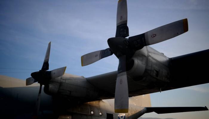 Πολεμική Αεροπορία: Έξι ασθενείς μεταφέρθηκαν από νησιά του Αιγαίου με C-130