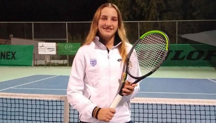 Στην Εθνική τένις η Χανιώτισσα Μυρτώ Πρωιμάκη