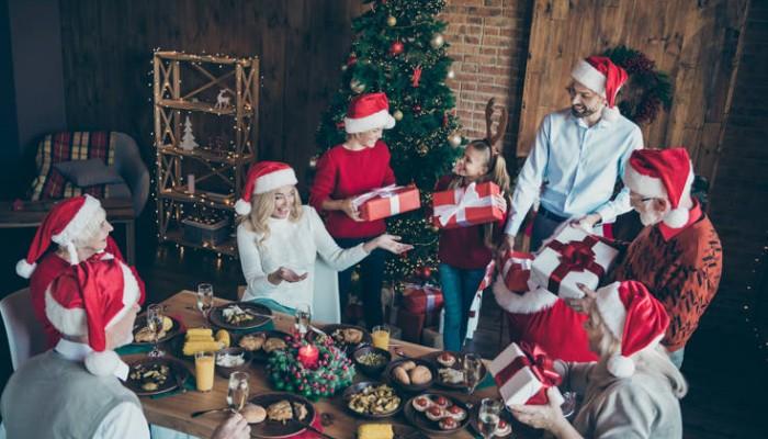 Ποιοι είναι οι κίνδυνοι των Χριστουγέννων για τα παιδιά