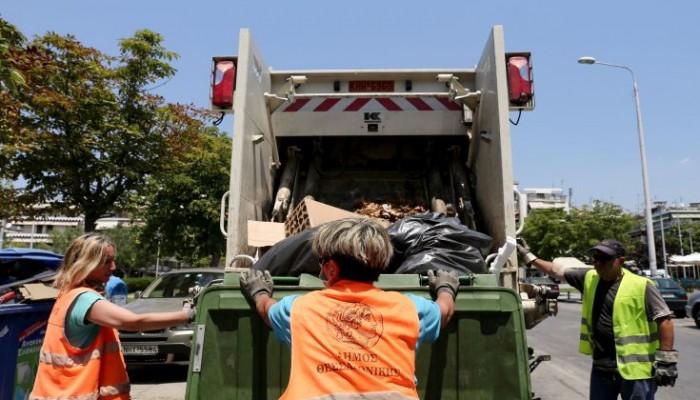 Δήμος Ηρακλείου: Με προκαθορισμένα ραντεβού η συλλογή σκουπιδιών