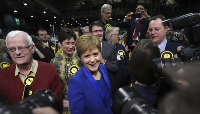 Πρωθυπουργός Σκωτίας: Ο Τζόνσον δεν μπορεί να μας κρατήσει με το ζόρι στο Ηνωμένο Βασίλειο
