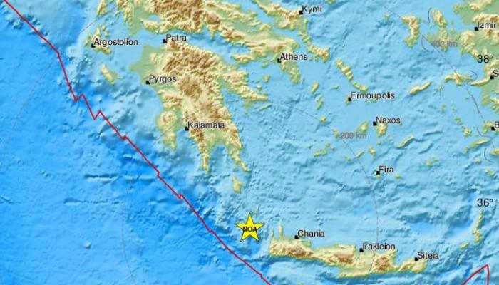 Η προειδοποίηση του Γεράσιμου Παπαδόπουλου για το σεισμικό τόξο - Τι είπε για την Κρήτη