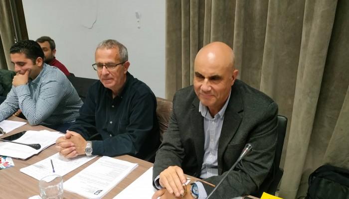 Τάσος Βάμβουκας: Να ξεκινήσουν τα δια ζώσης δημοτικά συμβούλια