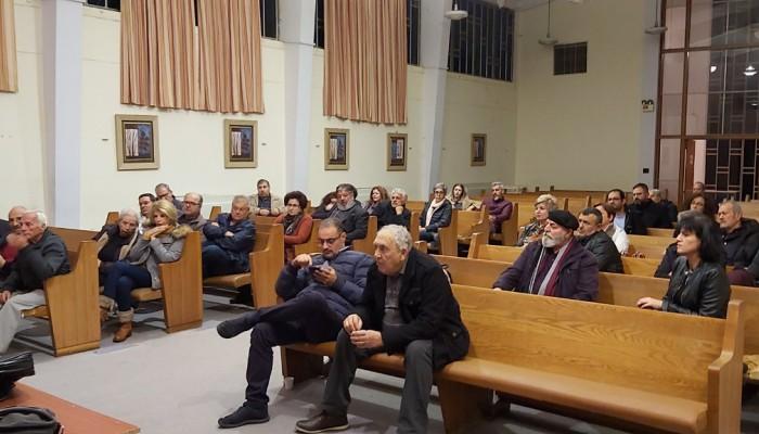 Ανοικτή εκδήλωση πραγματοποίησαν μέλη του ΣΥΡΙΖΑ Χερσονήσου