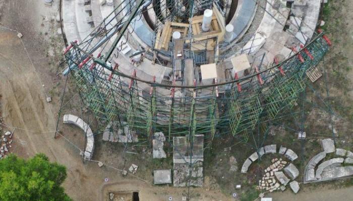 Η ανακάλυψη ενός οικοδομήματος στο Ασκληπιείο Επιδαύρου ρίχνει νέο φως στο περίφημο ιερό