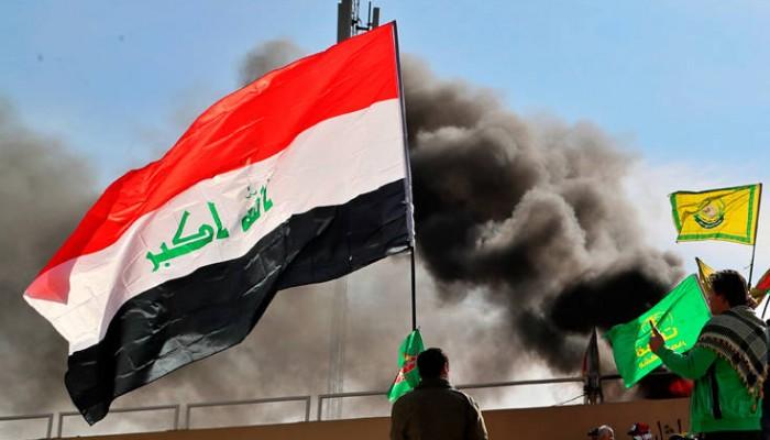 Ρουκέτες έπληξαν την πρεσβεία των ΗΠΑ στη Βαγδάτη, διαδηλωτές ξαναβγήκαν στους δρόμους