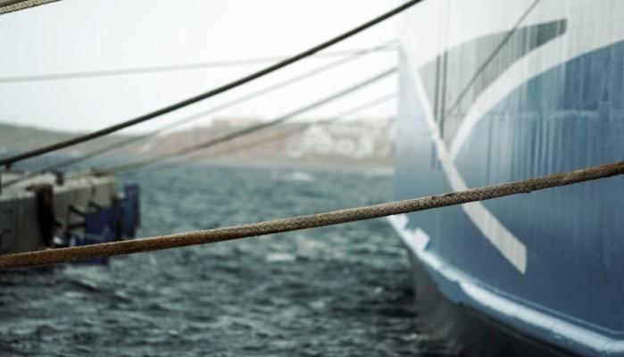 Σε ισχύ το απαγορευτικό μέχρι το μεσημέρι - Με μικρή καθυστέρηση θα φύγουν τα πλοία