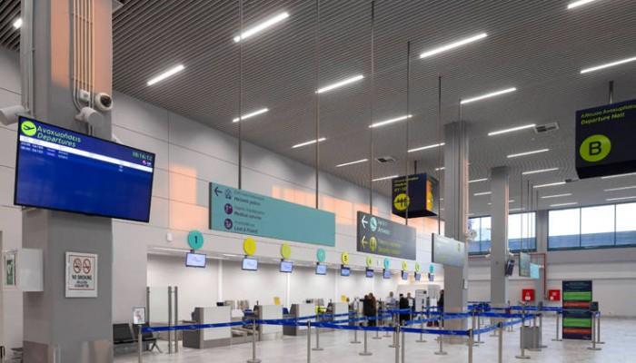 Το αναβαθμισμένο και εκσυγχρονισμένο αεροδρόμιο της Καβάλας «Μέγας Αλέξανδρος»