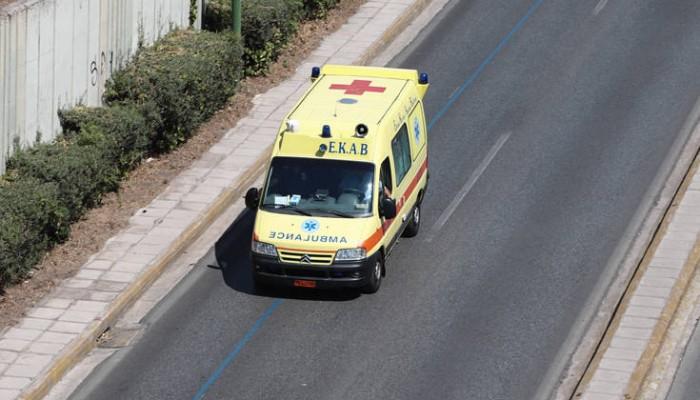 Χανιά: Τραυματισμός παιδιού μετά από τροχαίο