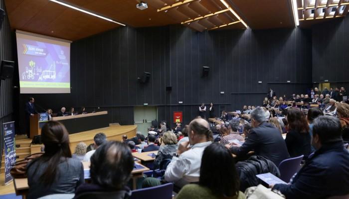 Συμμετοχή του δήμου Ρεθύμου στη διημερίδα του ευρωπαϊκού προγράμματος για τα ΣΒΑΚ
