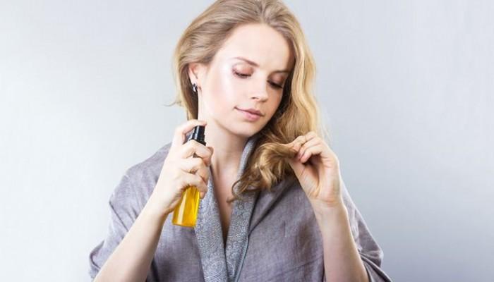 DIY hair mist για μαλλιά που μυρίζουν υπέροχα!