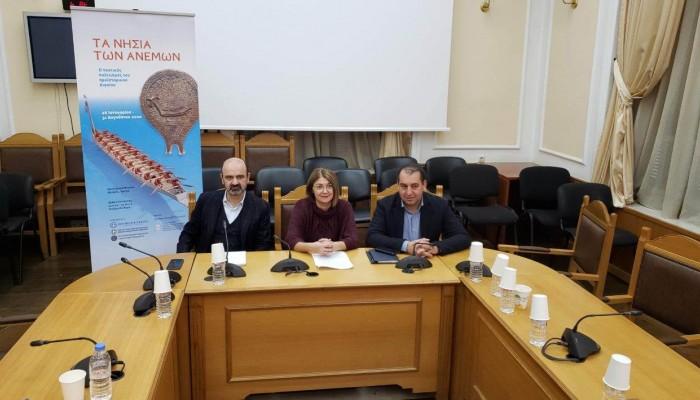 Έκθεση για τον ναυτικό πολιτισμό στο νεόδμητο μουσείο Μεσσαράς
